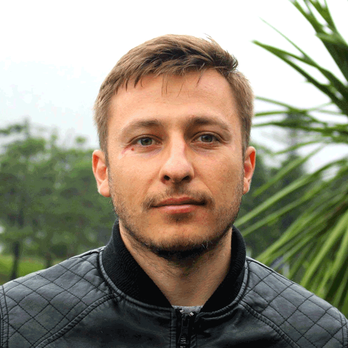 Oleksii Danylevskyi, Senior Software Engineer, Flender - Fast Flexible Finance
